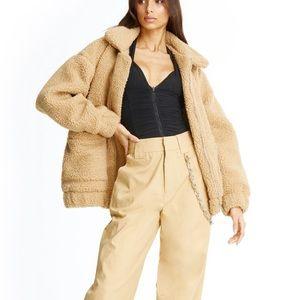 Jackets & Blazers - New oversized Fur Coat